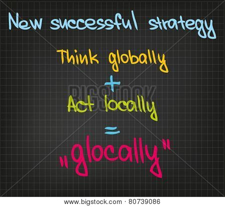 New successful strategy