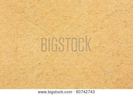 Brown Recycled Cardboard