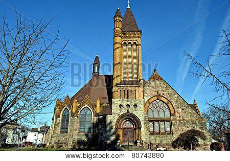 Seventh Day Baptist Church Plainfield
