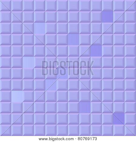 Violet volume squares