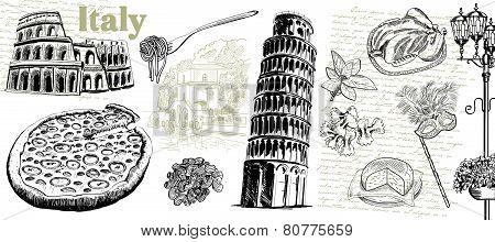 sights Italy