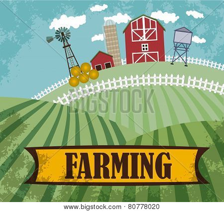 farm and farmland