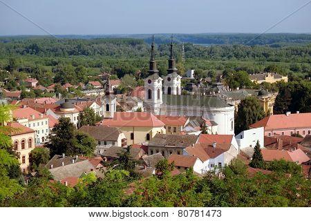 Sremski Karlovci historic town, Serbia
