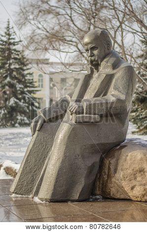 Shevchenko monument-2