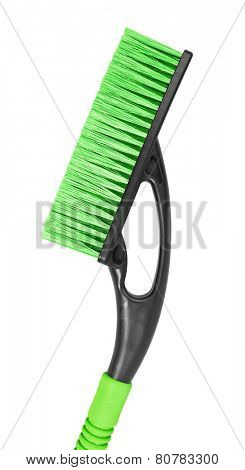 Cleaning Brush isolated on white