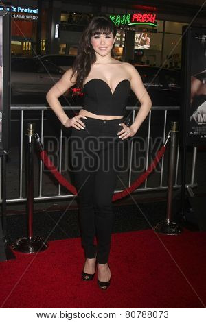 LOS ANGELES - JAN 20:  Claire Sinclair at the