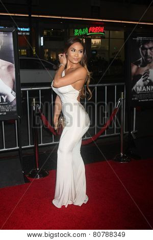LOS ANGELES - JAN 20:  Daphne Joy at the