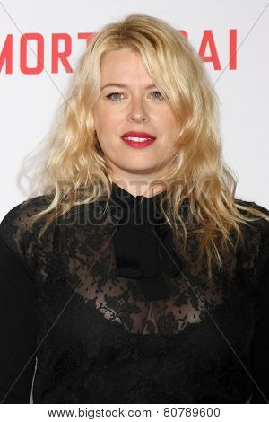 LOS ANGELES - JAN 21:  Amanda de Cadenet at the