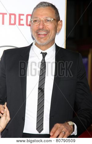 LOS ANGELES - JAN 21:  Jeff Goldblum at the