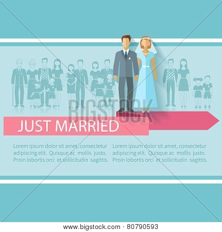 Wedding Guests Poster