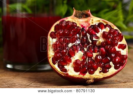 Grenadine Fruit And Juice