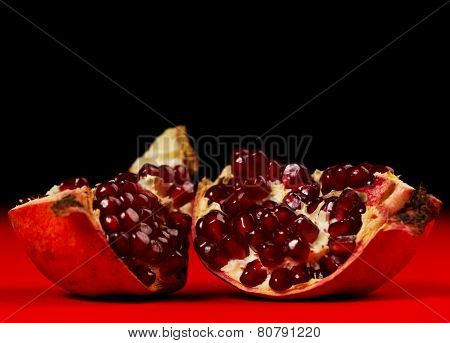 Pieces Of Grenadine
