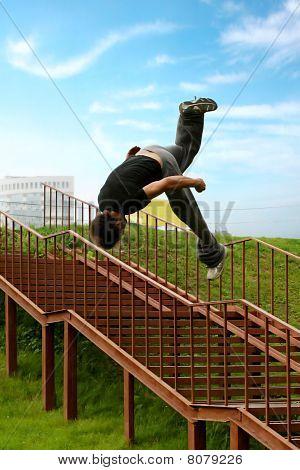 Parkour Jump.