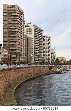 Beirut Corniche