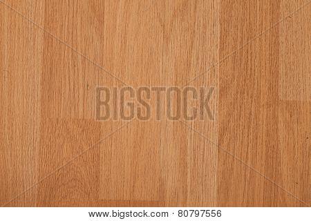Seamless Oak Laminate Parquet Floor Background.