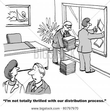 Distribution Processes
