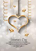 pic of dinner invitation  - Valentines Day background for dinner invitations - JPG