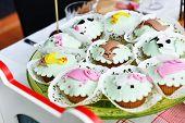 picture of fancy cake  - Children - JPG