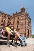 Madrid Tourists - Plaza De Toros De Las Ventas, Spain poster