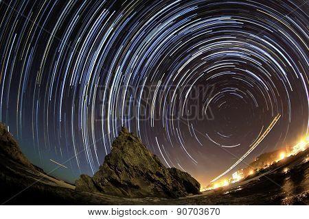 Gold Coast Currumbin Rock Star Trails