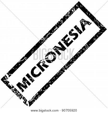 MICRONESIA stamp