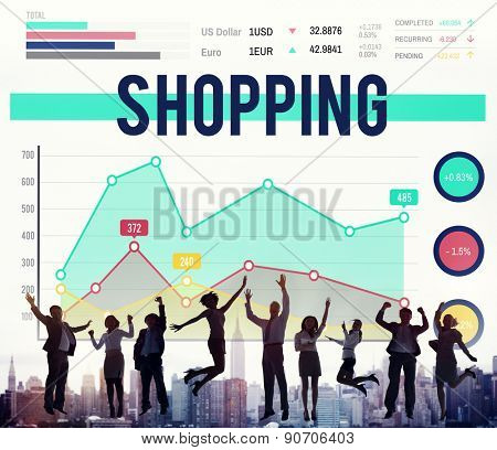 Shopping Buying Market Commerce Spending Concept