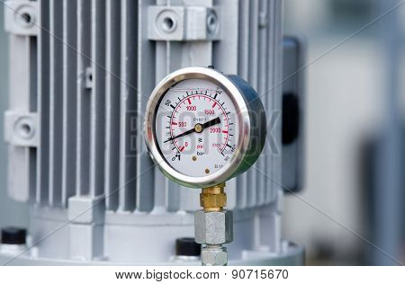 Metal Manometer