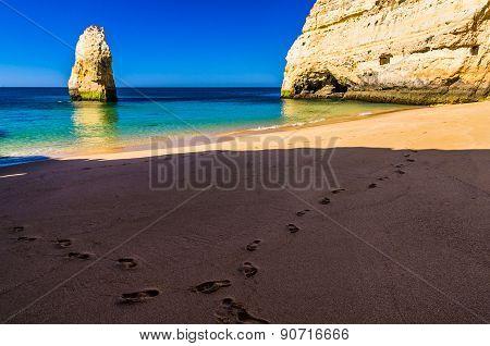 Beaches In The Algarve