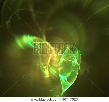 Fractal Light Forms 447