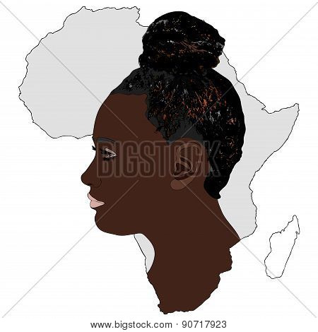 The Africa And Its Women