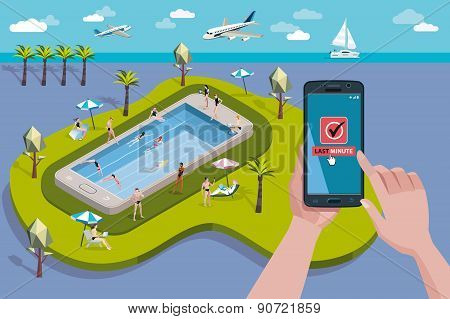 Vacation Resort Booking