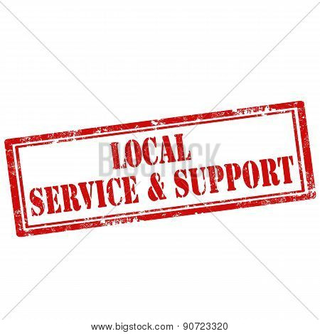 Local Service & Support