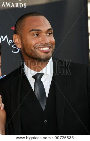 LOS ANGELES - MAY 12:  Devin Shepherd at the Children's Justice Campaign Event at the Private Residence on May 12, 2015 in Beverly Hills, CA
