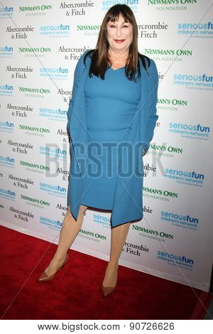 0LOS ANGELES - MAY 14:  Anjelica Huston at the SeriousFun Children's Network 2015 LA Gala at the Dolby Theater on May 14, 2015 in Los Angeles, CA