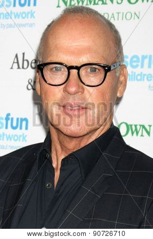 0LOS ANGELES - MAY 14:  Michael Keaton at the SeriousFun Children's Network 2015 LA Gala at the Dolby Theater on May 14, 2015 in Los Angeles, CA