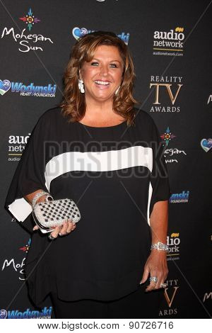 LOS ANGELES - MAY 12:  Abby Lee Miller at the Children's Justice Campaign Event at the Private Residence on May 12, 2015 in Beverly Hills, CA