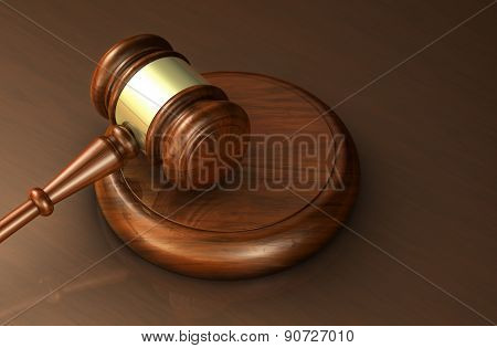 Law And Lawyer Justice Symbol