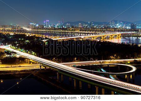 Seoul highway