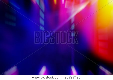 Lighting Concert Stage