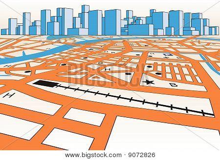 Skyline Map