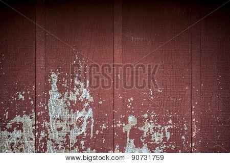 Rustic Barn Wall