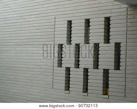 Modern Building Wall