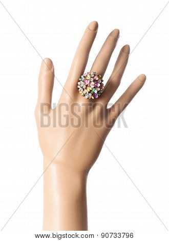 Hand With Ring