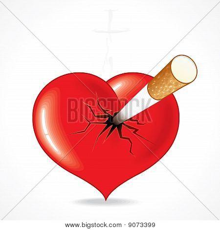 Corazón con Cig