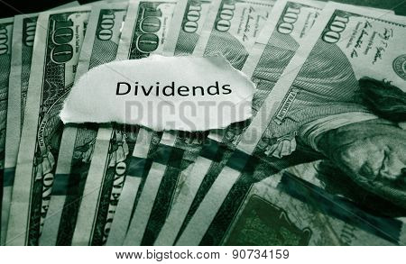 Dividends Payment