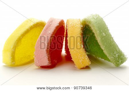 Colorful Sweet Food