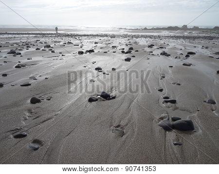Beach Seascape