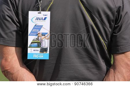 Spectators And Gallery At The Ana Inspiration Golf Tournament 2015