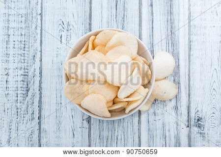 Fresh Krupuk (prawn Crackers)