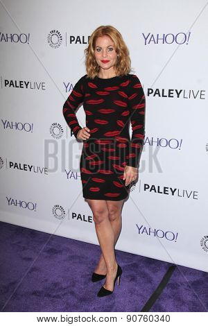 0LOS ANGELES - MAY 14:  Candace Cameron Bure at the An Evening with